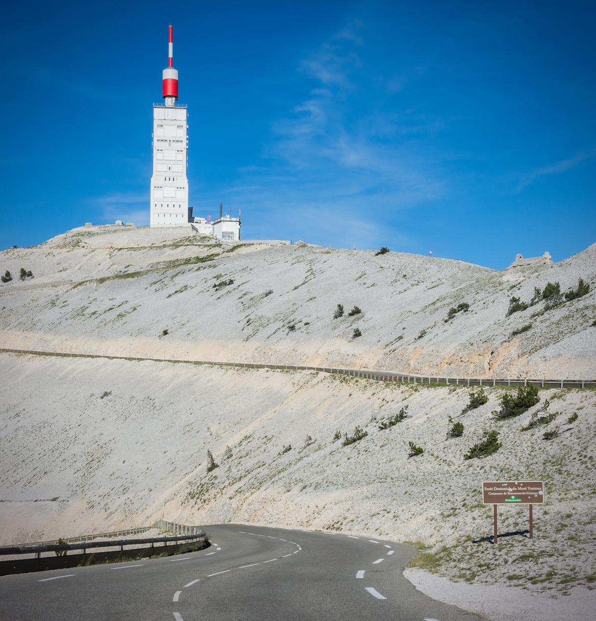 Wolf Experience - Mont Ventoux - Les 7 etapes