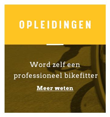 professioneel bikefitter opleidingen