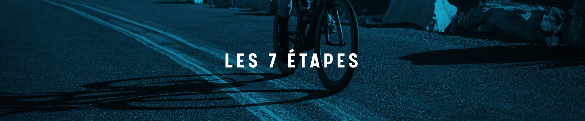 Wolf Performance Les 7 étapes Mont Ventoux